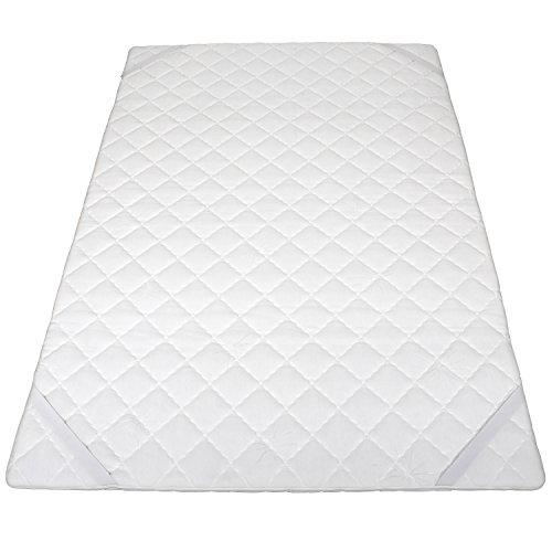 Cleveroo.com Orthopädischer Premium Topper Ben Matratzenauflage Schoner 5 cm dick für alle Betten, Größe:180 x 200 cm