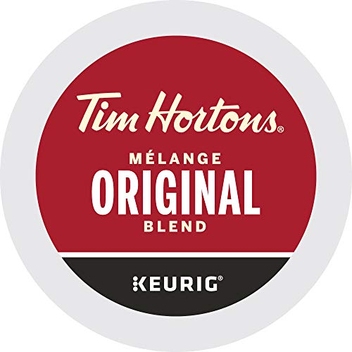 Tim Horton's Single Serve Original K-Cup 12 Count (126g)
