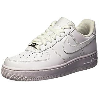 Nike Damen Air Force 1 '07 Sneakers, Weiß White, 39 EU