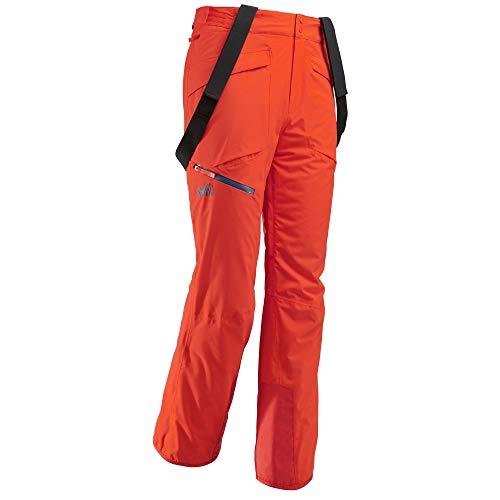 Millet hayes stretch pant pantaloni da sci uomo, uomo, miv8086, arancione, fr : xl (taille fabricant : xl)
