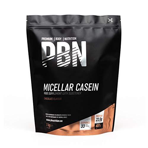 PBN Micellar Casein Chocolate 1kg Pouch