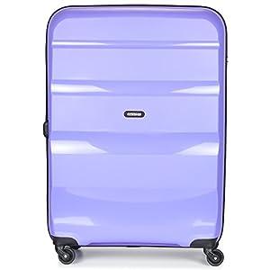 American Tourister – Bon Air – Spinner Equipaje de mano 55 cm, 32 L, Azul (Seaport Blue)