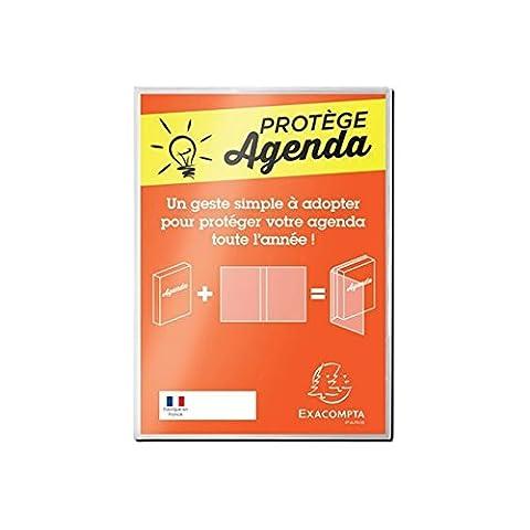 Protège-agendas EXACOMPTA pour agenda de taille standard