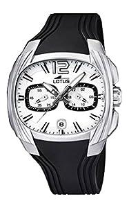Reloj Lotus caballero Enjoy crono 15756/A
