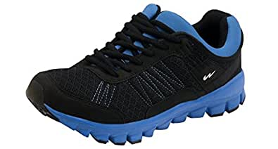 Campus Ford Black Women Sport Shoes Size- 8