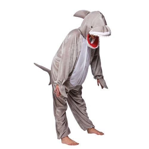 Tier Kostüm Halloween Kostüm Outfit - L - 134 / 146cm (Sea-themen-kostüme)