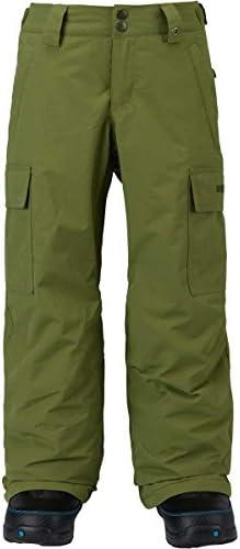 Burton Exile Cargo, Pantaloni da Snowboard Bambini e Ragazzi, Ragazzi, Ragazzi, Olive Branch, LB071DQ6XC1Parent | Meraviglioso  | Trendy  | Il Prezzo Ragionevole  d1ee47