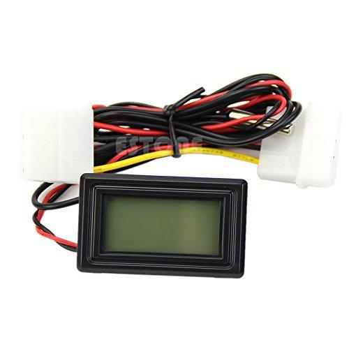 MIUSON New WH5001 Celsius/Fahrenheit Digital Thermometer TemperaturMesser Gauge C/F -