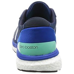 adidas Adizero Boston 6, Zapatillas de Running para Hombre, Azul (Mystery Blue/night Navy/blue), 41 1/3 EU