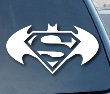 Batman y Superman Logo de 5