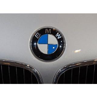 Original BMW Emblem Logo für die Motorhaube incl. Tüllen