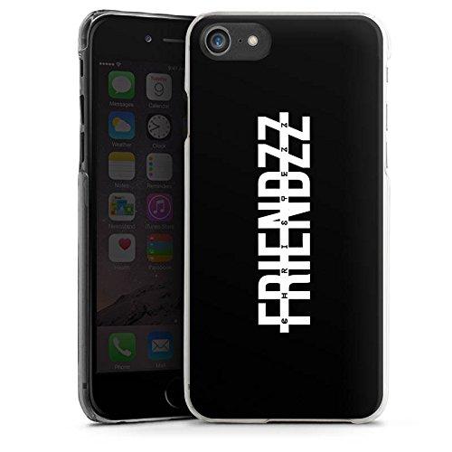 Apple iPhone X Silikon Hülle Case Schutzhülle Christezz Fanartikel Merchandise FRIENDZZ Hard Case transparent