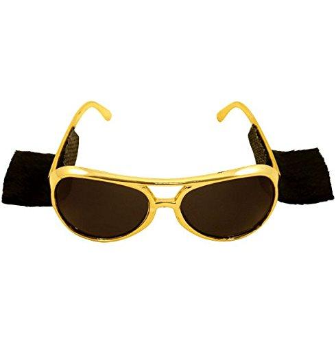 Elvis Sonnenbrille mit ()