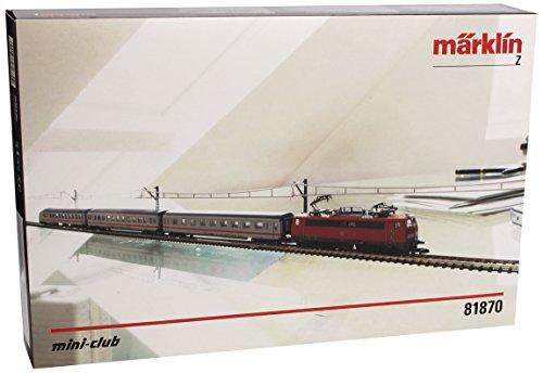 Preisvergleich Produktbild Märklin 81870 - Startpackung Intercity Deutschen Bahn