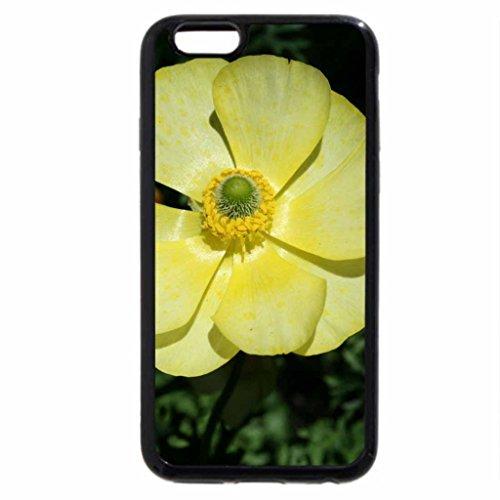 iPhone 3S/iPhone 6Coque (Noir) printemps peut Fleurs 39