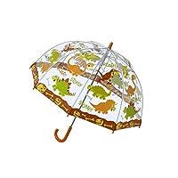 Dinosaur PVC Kids Umbrella