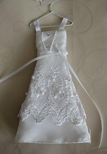 Braut Geld-beutel (Braut Hochzeitskleid mit Beutel für Geldgeschenk Hochzeit Heirat Eheleute Geld)