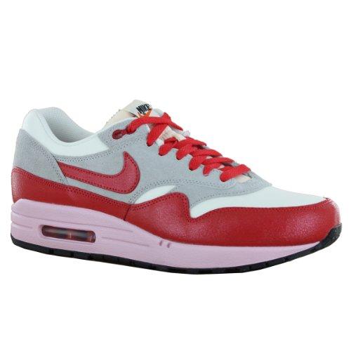 Nike Wmns Ar Max 1 Vntg Branco / Cinzento / Vermelho / Rosa
