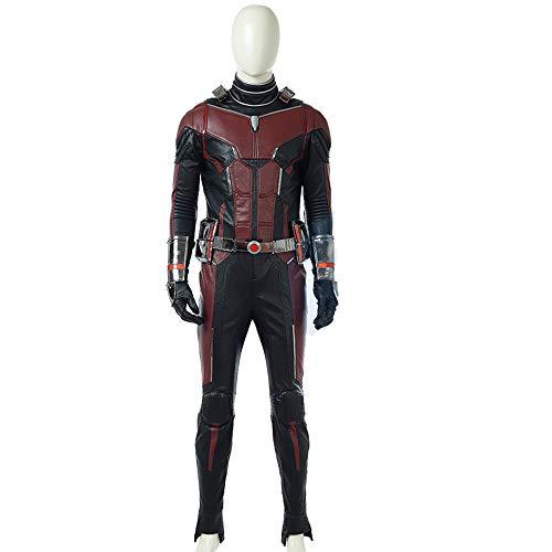 Erwachsene Männer Halloween-Kostüm Rächer Scott Cosplay Kostüm Kleidung Herren Man Wei (Ant Mann Kostüm Für Herren)