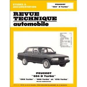 Revue technique de l'Automobile numéro 486.3 : Peugeot 405 GL, GR, SR, automatic, 1987-1990