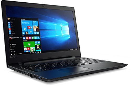 Lenovo 110 -15ACL 15.6-inch Laptop (AMD A8-7410/4GB/1TB/Windows 10 Home/Integrated Graphics), Black