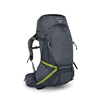 Osprey Atmos AG 50 Men's Backpacking Pack - Abyss Grey (LG)