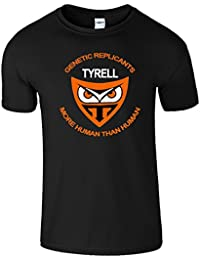 Tyrell Corporation Genetic Replicants Herren T-Shirt-Spitze T
