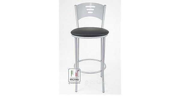 Stil sedie sgabello cucina ferro amazon casa e cucina