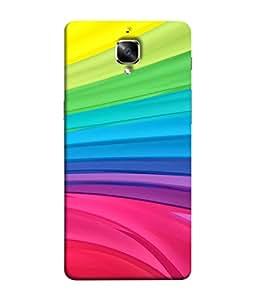 PrintVisa Designer Back Case Cover for OnePlus 3 :: OnePlus Three :: One Plus 3 (Painted animated design flowers nature)