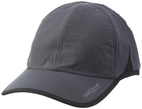 camel active Herren Baseball Cap 5c14 Grau (Grey 6)