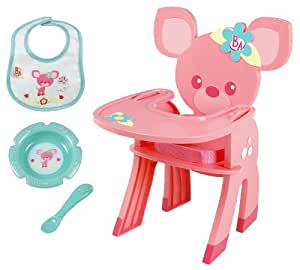 Baby Alive Snack Time High Chair Amazon Co Uk Toys Amp Games
