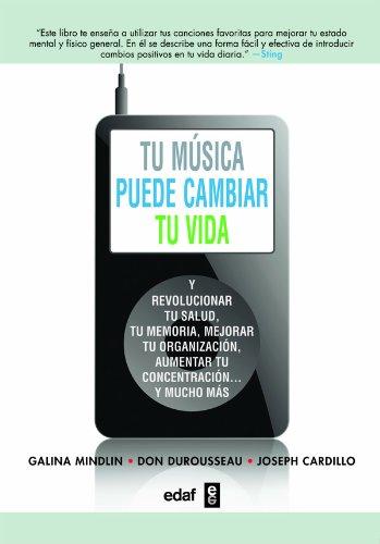 Tu música puede cambiar tu vida (Psicología y autoayuda) eBook ...