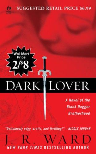 Book cover for Dark Lover
