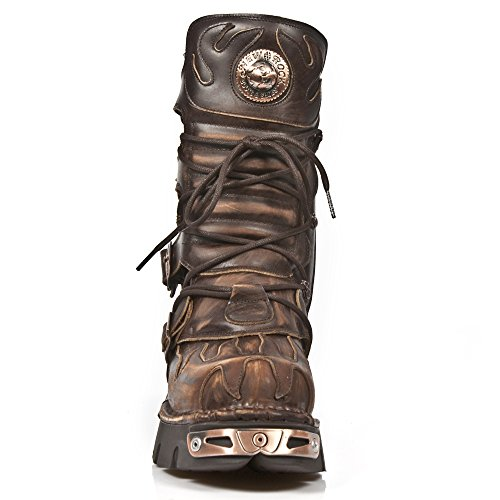New Rock M.591-S8 Brown, Brown