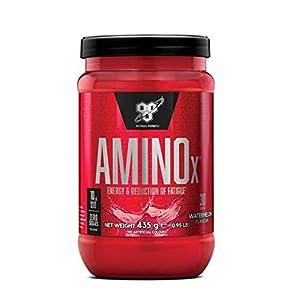 BSN Amino X Verzweigtkettige Aminosäuren (mit Vitamin D, Vitamin B6, Taurin,...