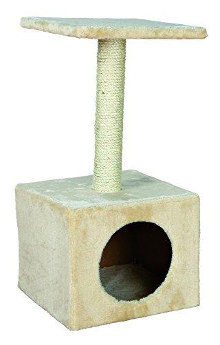 katzeninfo24.de Trixie 43351 Zamora Kratzbaum, 61 cm, beige