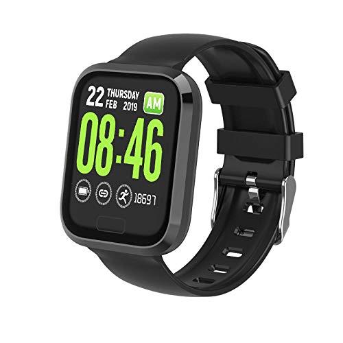 GuoLwen - Reloj Pulsera Deportivo podómetro calorías