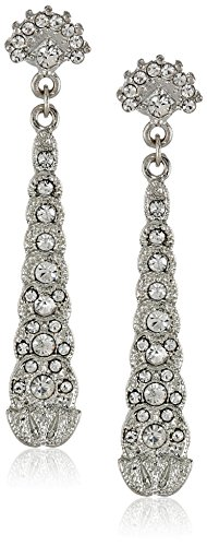 downton-abbey-boxed-silver-tone-crystal-long-drop-earrings