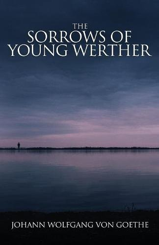 Book cover for The Sorrows of Young Werther