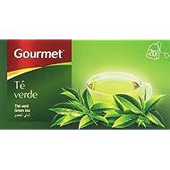 Gourmet Té Verde - 20 Bolsitas