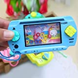 WHBLLC-1pcs Water Ring Toss Child Handheld Game Machine Parent-Child Interactive Game Toys Color Random
