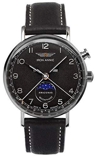 Junkers Armbanduhr 5976-2 Herrenuhr