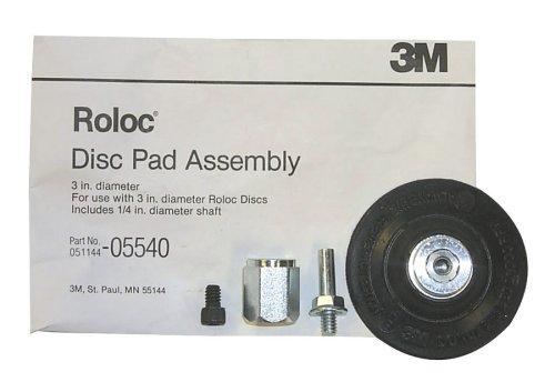 3 m 5540 7,6 cm Roloc disque Pad Assembly [Tools & Home Improvement]