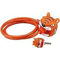 ANC Toys - Cadena con candado bici tigre