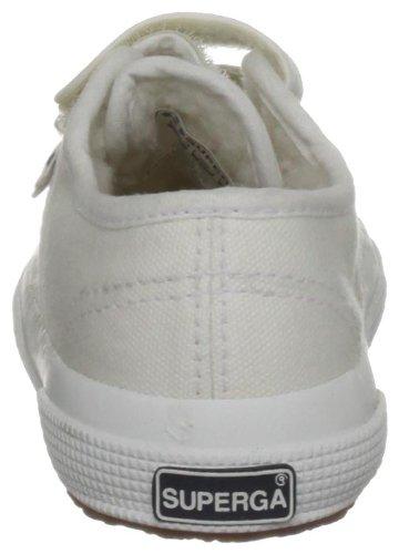 Superga 2750-cobinvj, Chaussures mixte enfant Blanc (White)