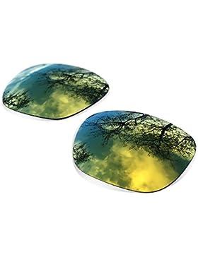Sunglasses Restorer Cristales Polarizados de Recambio Color Gold24K para Oakley Holbrook