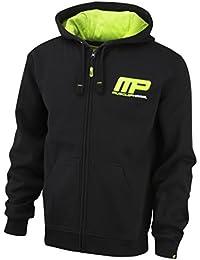 Muscle Pharm Uomo textilbek leidung Full Zip con Cappuccio 3f81007d6c94