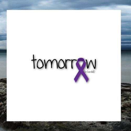 Tomorrow (For Kendall) - Single -