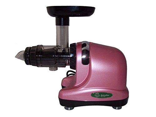 Entsafter Saftpresse Slow Juicer elektrisch Bionika DA-1000 pink