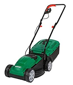 Qualcast Electric Lawnmower - 1000W.